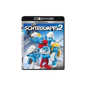 DVD FILM Les Schtroumpfs 2 [4K Ultra HD]