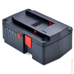 BATTERIE MACHINE OUTIL NX - Batterie outillage électroportatif 25.2V 3Ah