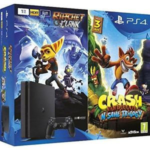 CONSOLE PS4 Console Videogames Sony Entertainment PS4 Slim 1TB