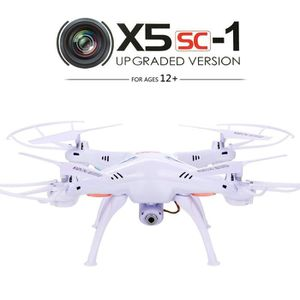 DRONE Syma Version Améliorée X5SC-1 Explorers RC Quadcop