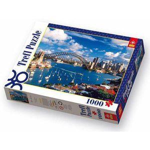 PUZZLE Puzzle 1000 pièces - Port Jackson, Sydney