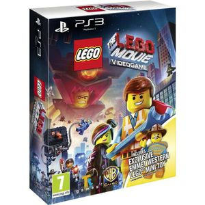 JEU PS3 The LEGO Movie Videogame - Western Emmet Minito...