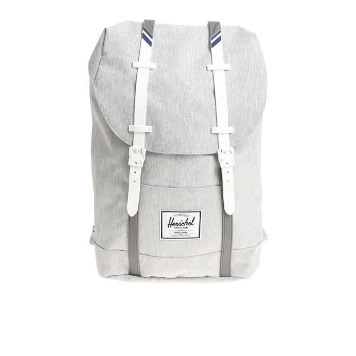 SUPPLY À DOS SAC 1006601866 amp; HERSCHEL CO HOMME GRIS POLYESTER 6zdFqdS