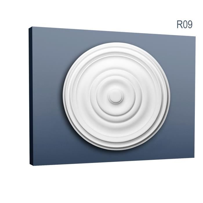 Bricolage 48 Cm Diamètre Rosace Décoration De Plafond