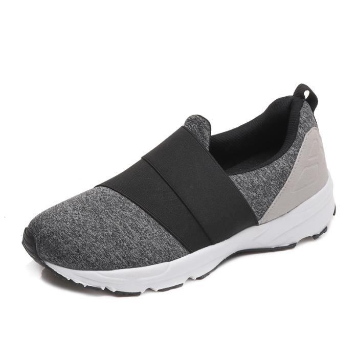 noir bleu Femme Homme Gris Chaussures 2018 Sport Running wq4tt0