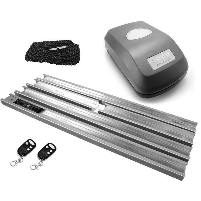 Kit de motorisation pour porte de garage basculante - Verin pour porte de garage basculante ...