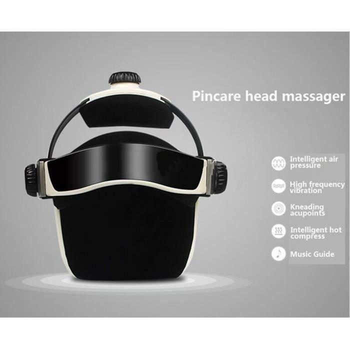 APPAREIL DE MASSAGE  Intelligent massage de la tête haute fréquence de