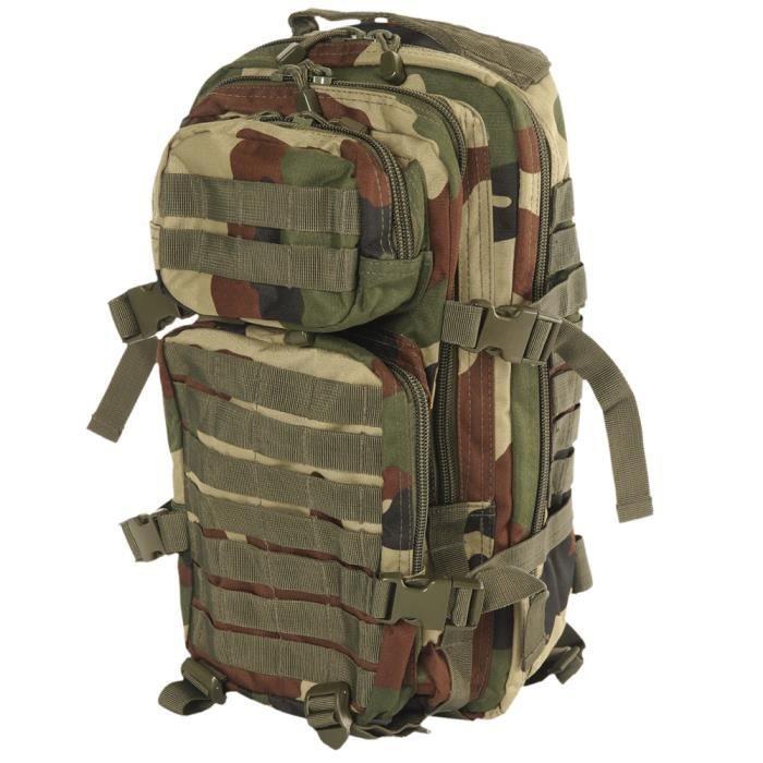 Mil-Tec Molle US Assault Pack Petit CCE