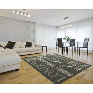 tapis londres achat vente pas cher. Black Bedroom Furniture Sets. Home Design Ideas