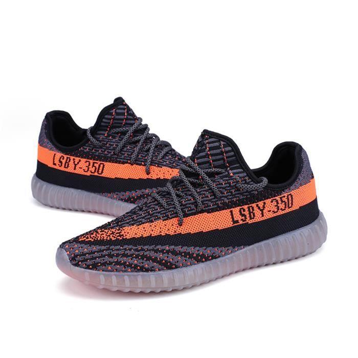dssx399noir42 course homme de toile mode Super Sneaker de Chaussure brand Respirant Chaussure Hommes ConfortableChaussures gUpR1qwwO