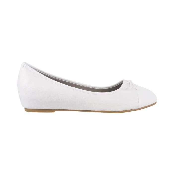 Metro Ballerine synthétique pour femme 31-7875 UUX62 Taille-37 Gr94ZgV