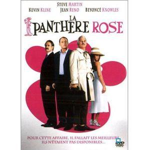 DVD FILM DVD La panthère rose