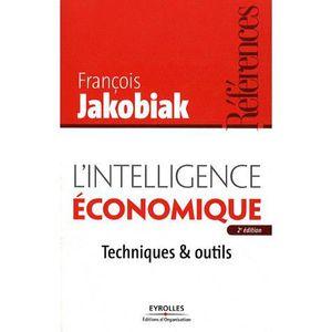 LIVRE GESTION L'intelligence économique