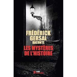 LIVRE HISTOIRE FRANCE Les mystères de l'Histoire