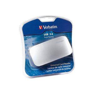 VERBATIM Lecteur de carte mémoire universelle - USB 3.0
