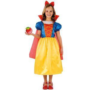 DÉGUISEMENT - PANOPLIE Costume Blanche Neige enfant - Deguisement Hallowe 8d65642fb6c