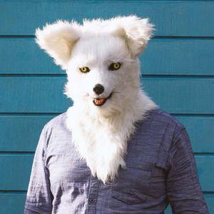 MASQUE - DÉCOR VISAGE THE JESTER Masque chien M. Fox