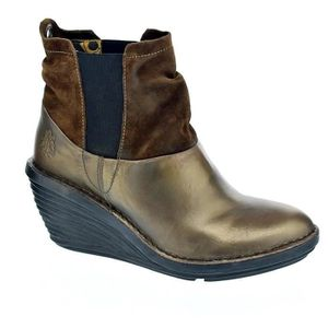 BOTTINE Fly London Chaussures Femmes modèle bottillons Sul