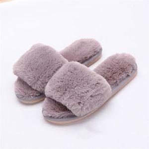 Fille de Chaussures de Home pour enfants Furry Chaussons Motif animal Cartoon Boy 12887180 fvj0pVOY