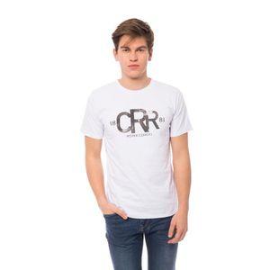 T-SHIRT T-shirt manches courtes  Cerruti homme CMM8020360_
