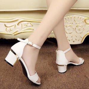 ESCARPIN Femmes d'été chaussures bout pointu pompes chaussu