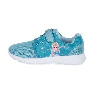 BASKET Disney La Reine des neiges Fille  Sneaker