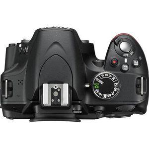 APPAREIL PHOTO RÉFLEX Nikon D3200 - Boitier nu