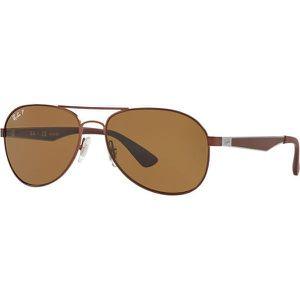 Ray ban lunettes marron de soleil mixte - Achat   Vente pas cher e765e108f970