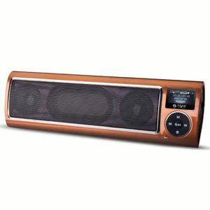 ENCEINTE NOMADE Radio Haut-parleur portable Lecteur MP3 Spécial po
