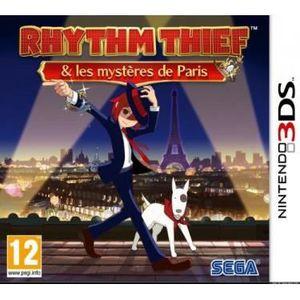JEU 3DS Rhythm Thief et les Mysteres de Paris Nintendo 3DS