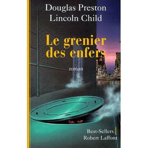 Douglas Preston & Lincoln Child - Cycle Pendergast [ 13 Ebooks]