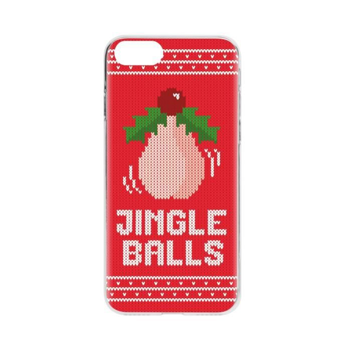 FLAVR Coque Ugly Xmas Sweater Jingle Balls - IPhone 7