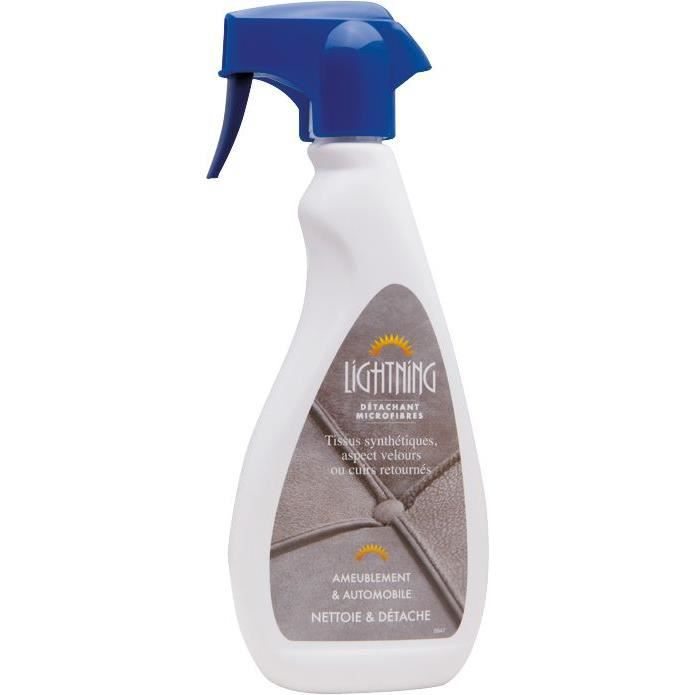 Nettoyant tissus synthétiques - 500 mL