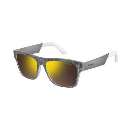 Achetez Lunettes de soleil CARRERA Homme 5002  TX FTX (SQ) gris et blanc 70a26f4db9dc