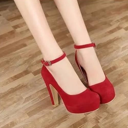chaussures pour femme chaussures club tête rond...