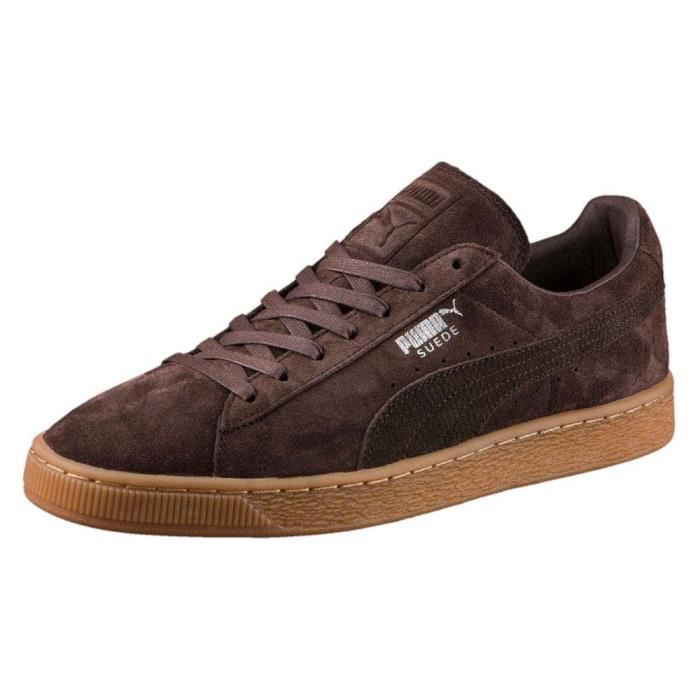 Puma Classic Noir Chaussures Select Citi Baskets Suede Homme 4ZXwCxqE