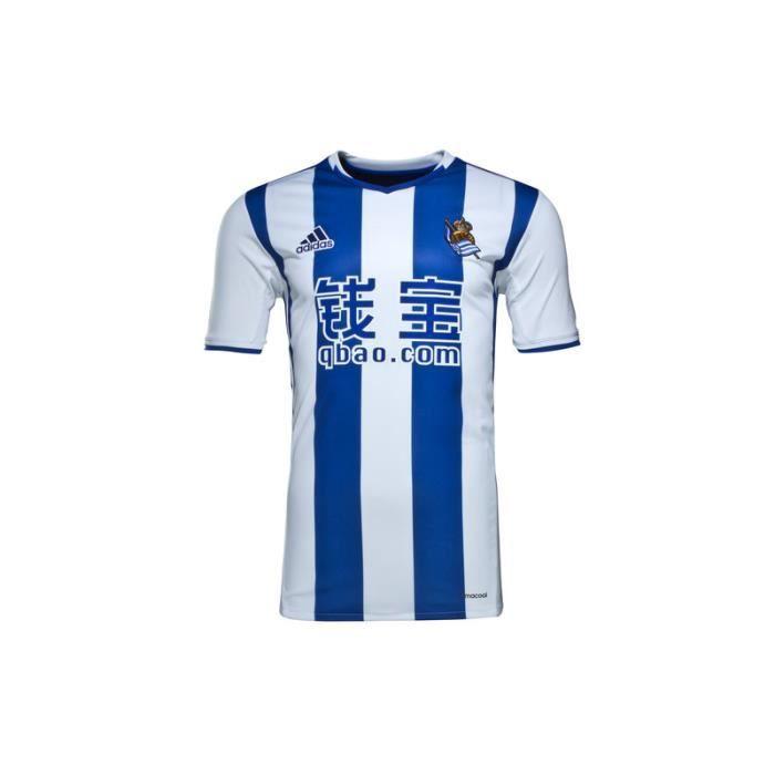 Maillot Domicile Real Sociedad de foot