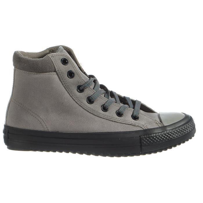 Converse Mens Chuck Taylor All Star Boot Pc cuir enduit Salut I1RDE ... 3d840e475a8