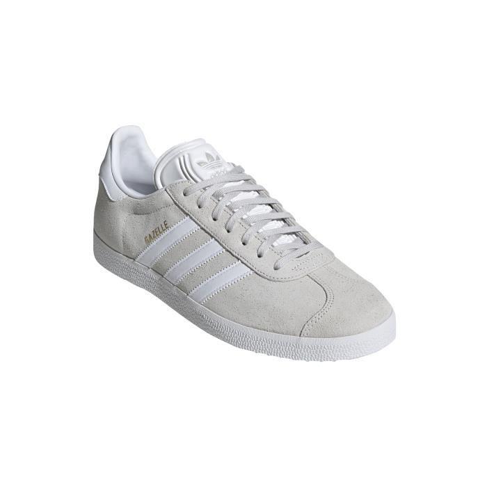 adidas gazelle blanche