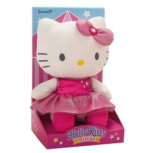 Peluches hello kitty achat vente peluches hello kitty pas cher cdiscount - Hello kitty danseuse ...
