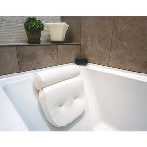oreiller baignoire Coussin de baignoire   Achat / Vente pas cher oreiller baignoire