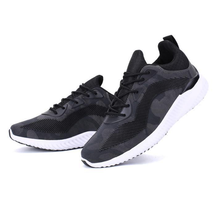 Chaussure Sport Jogging Baskets BWYS Chaussures hiver léger Homme et XZ220Gris41 été Respirant CqccwgZ5
