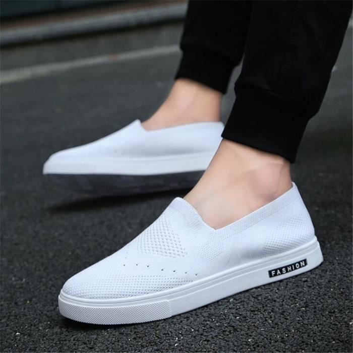 44 Luxe 39 Taille qualité Haut Nouvelle Chaussure De Grande Hommes Sneaker homme Marque sneakers Antidérapant arrivee Moccasins De IvqaPwfT