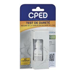 CPED Test de dureté