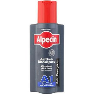 SHAMPOING Alpecin A1 Actif Shampooing Cheveux Normaux 250ml