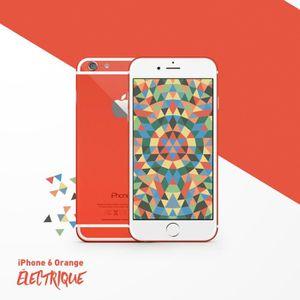 Téléphone portable IPHONE 6 16Go Orange Electrique