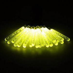 GUIRLANDE D'EXTÉRIEUR BLANC CHAUD Etanche 4.8M 20 LEDs Guirlande lumineu