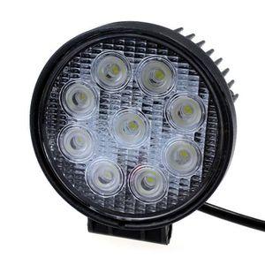 PHARES - OPTIQUES PHARES 27W Spot LED hors de la lampe de travaux ro