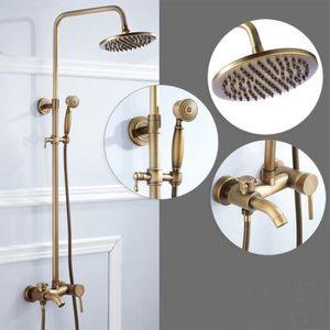 meuble salle de bain retro achat vente pas cher. Black Bedroom Furniture Sets. Home Design Ideas