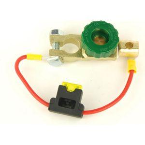 COUPE BATTERIE Cosse batterie coupe circuit antivol